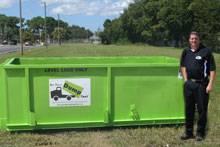 6 Cubic Yard Dumpster